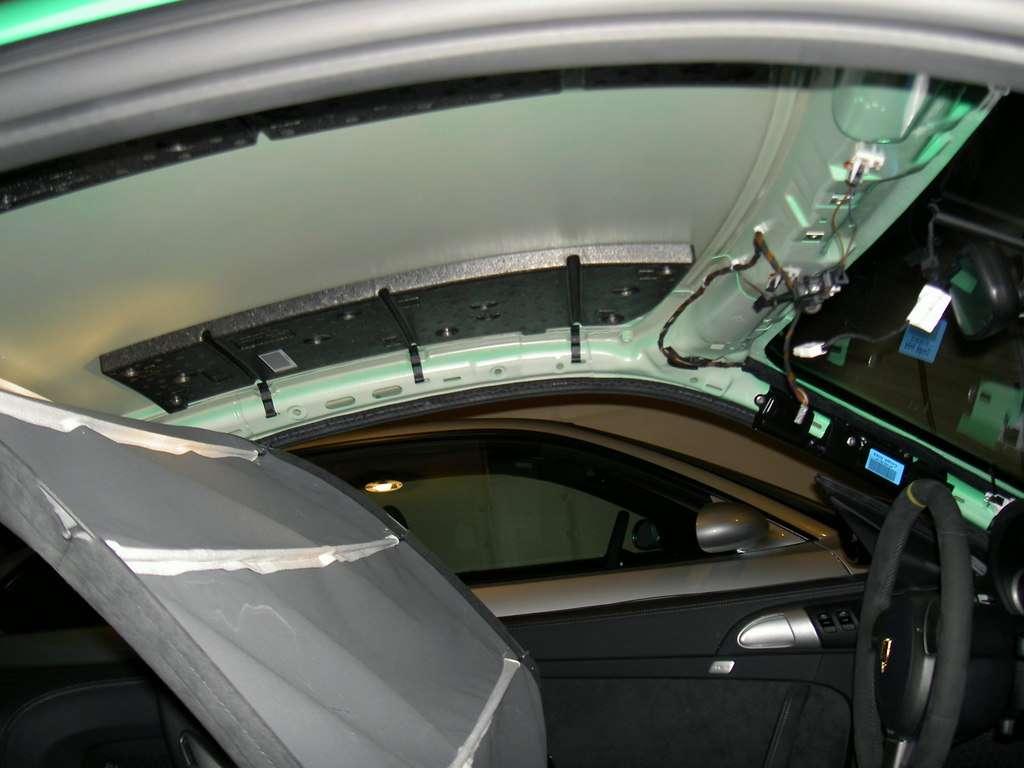 Cover Car Sunroof