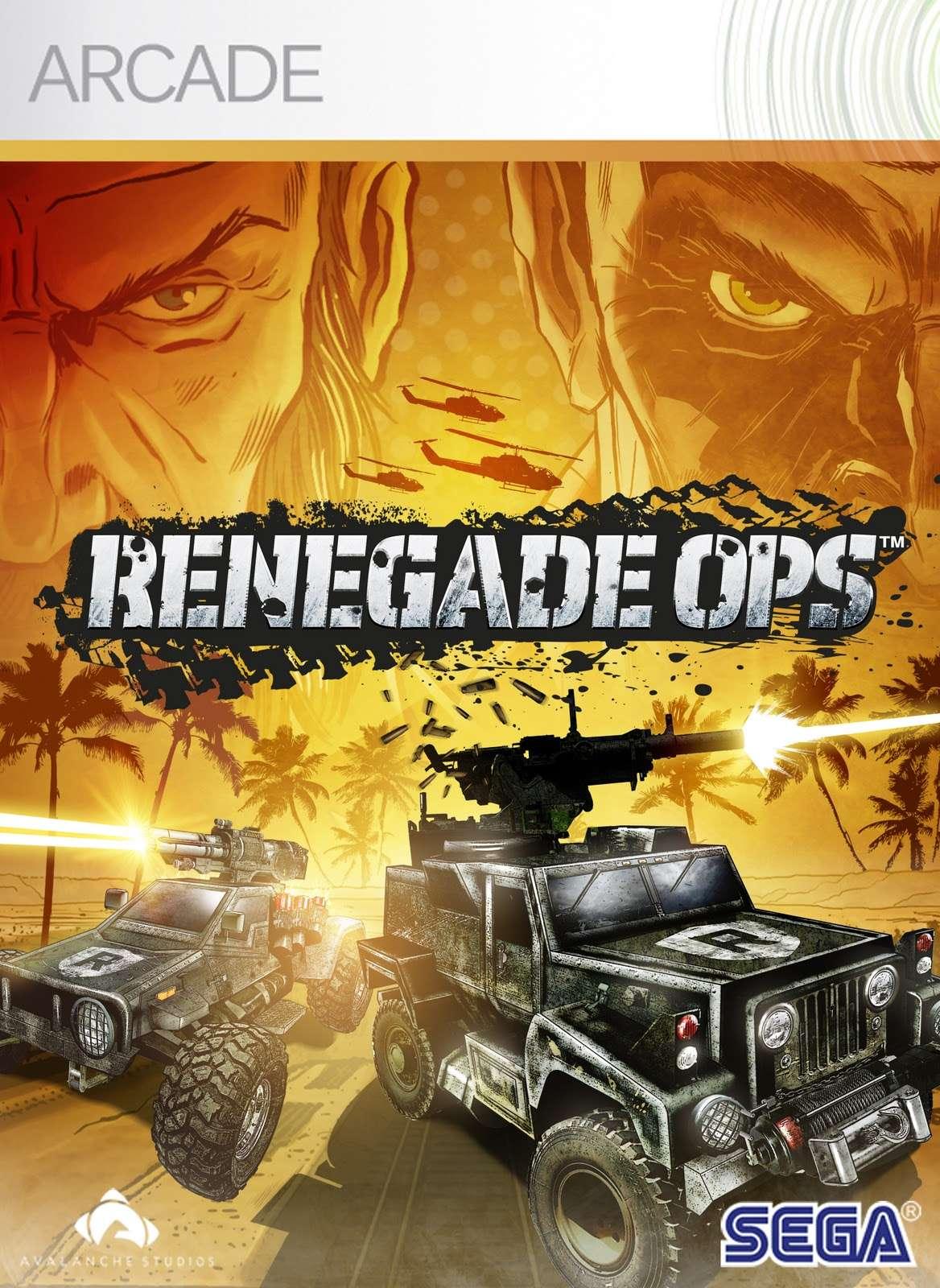 Renegade Ops - SKIDROW